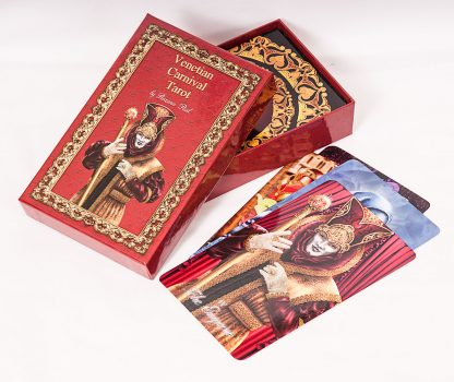 Venetian Carnival Tarot for sale