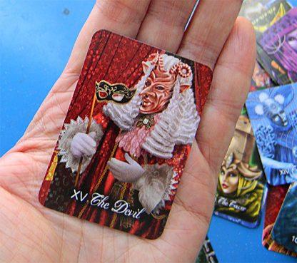 Venetian Carnival Tarot for sale