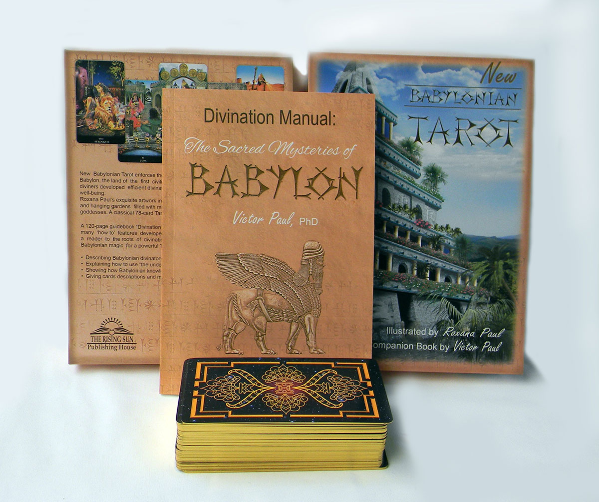 New Babylonian Tarot Kit