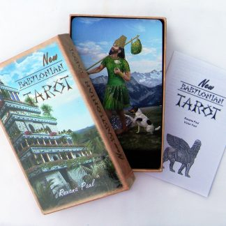 New Babylonian Tarot Maxi size for sale
