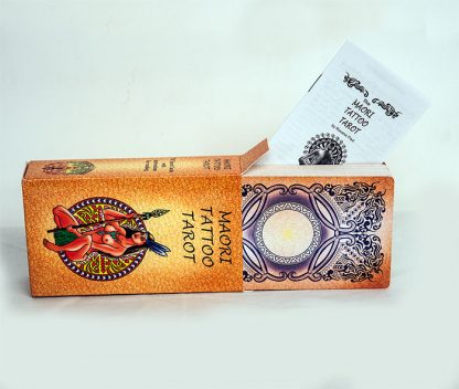 tattoo Tarot deck for sale