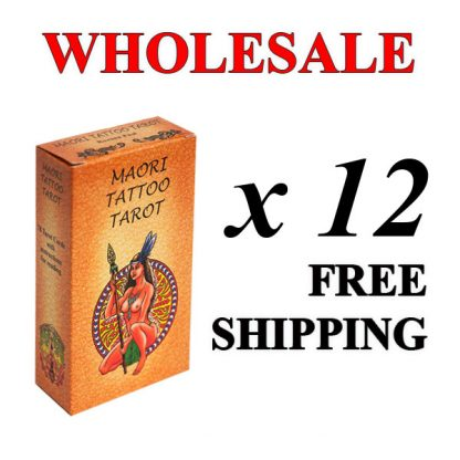 Maori Tattoo Tarot wholesale
