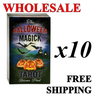 Halloween Magick Tarot Deck wholesale
