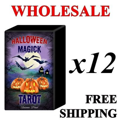 Halloween Magick Tarot wholesale