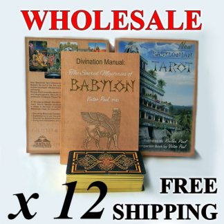 New Babylonian Tarot wholesale