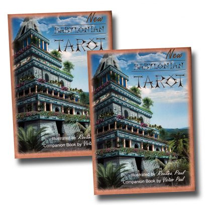 New Babylonian Tarot lot bundle